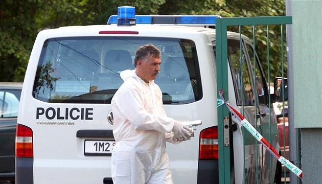 Policie vy�et�uje vra�du, která se stala o víkendu ve �tarnov� na Olomoucku. Podez�elým je dle informací iDNES.cz její syn. (ilustra�ní snímek)