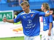 Marek Heinz - Marek Heinz, čerstvá posila Baníku Ostrava, se uvedl skvělým výkonem a asistencí na třetí gól Martina Čížka.