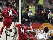 AC Milán - Liverpool: vyrovnáno 3:3