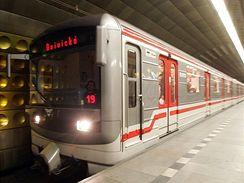 Metro. Ilustra�n� foto