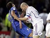 Materazzi v. Zidane