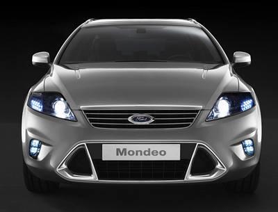 Novy Ford Mondeo Nov Ford Mondeo Prvn