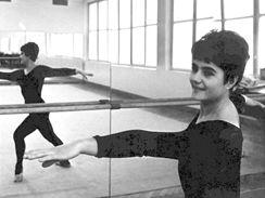 Věra Chytilová - filmová vizitka - 1963