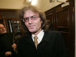 Bohumil Kulínský u Vrchního soudu v Praze