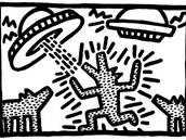 Keith Haring: Bez názvu