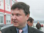 Pavel Švagr, šéf Státního fondu dopravní infrastruktury