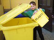 Plasty, tříděný odpad