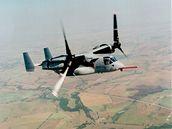 Testovac� let V-22 Osprey