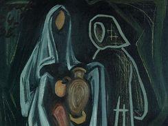 Josef Čapek: Dvě ženy s džbánky (1934-1936)