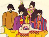 The Beatles a jejich �lut� ponorka