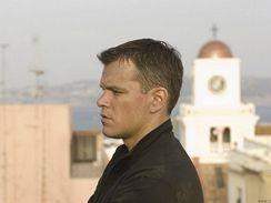 Matt Damon ve filmu Bourneovo ultim�tum (2007)