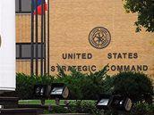 Americká základna Offutt v Nebrasce.