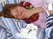 Při akutní formě tohoto onemocnění by se měl dodržet klid na lůžku.