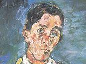 Oskar Kokoschka: Autoportrét