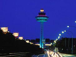 Mezinárodní letiště v Singapuru