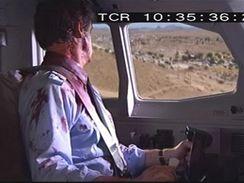 Leteck� katastrofy (Rva�ka v pilotn� kabin�)