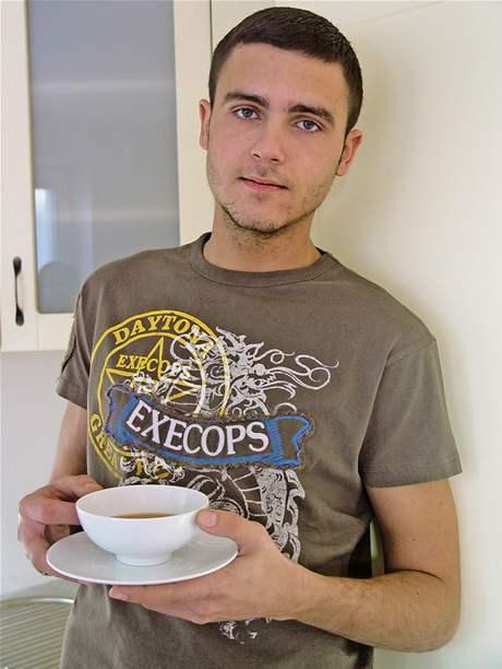 Jakub starý dovozce čaje