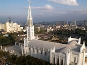 Mosambik, hlavní město Maputo