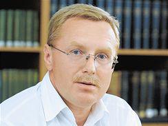 Odvolaný šéf Masarykova onkologického ústavu Rostislav Vyzula