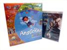 CD-ROMy a dvd
