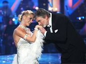 Vladimír Kratina si v roce 2008 vyzkoušel i televizní taneční soutěž Stardance.