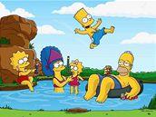 Z irského speciálu seriálu Simpsonovi