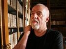 Spisovatel Paulo Coelho natáčel v Praze reklamu
