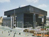 Bývalé sídlo Federálního shromáždění a Rádia Svobodná Evropa.