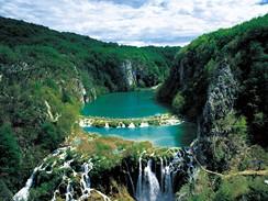 Chorvatsko, Plitvice