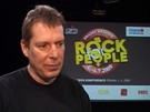 Hlavn� po�adatel festivalu Rock for People Michal Thomes