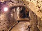 Jihlavské podzemí - druhé největší na území republiky.