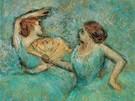 Z v�stavy v Albertin�: Edgar Degas