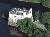 Hrad Orlík nad Vltavou