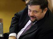 Jednání Sněmovny, poslanec Petr Wolf