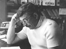 B�sn�k Karel �iktanc na archivn�m sn�mku z roku 1978