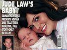 Samantha Burke s dcerou Sophií