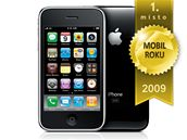 Mobil roku 2009 - prvn&#237; m&#237;sto obsadil Apple iPhone 3GS