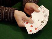 Běžný balíček karet