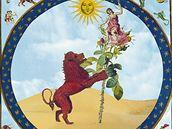 Znamení zvěrokruhu - Lev