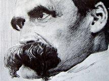 Friedrich Nietzsche, autor, kter� modern� spole�nosti znovu a aktu�ln� p�ipomn�l mudrce Zarathu�tru