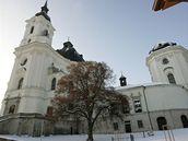 Tajemná místa jižní Moravy - Křtiny