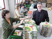 Ladislav Mareš vymyslel před dvaceti pěti lety hru Dostihy a sázky. (29.1.2010)