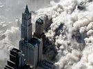 Dosud nezve�ejn�n� z�b�ry z �toku na newyorsk� dvoj�ata 11. z��� 2001.