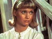 Olivia Newton-Johnová ve filmu Pomáda
