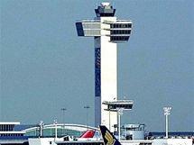 Řídící věž na newyorském letišti JFK
