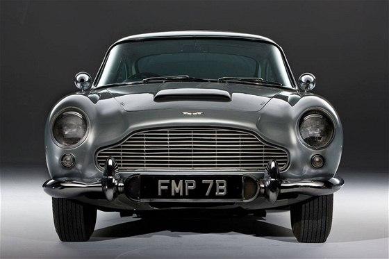 Aston Martin DB5 Jamese Bonda