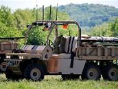 WaySight,GUSS,Ground Unmanned Support Surrogate,беспилотные транспортные...