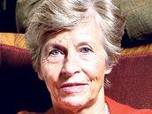 Therese Schwarzenbergová, 70 let, lékařka, manželka ministra zahraničí Karla Schwarzenberga