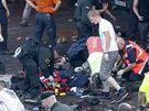 Na Loveparade 2010 v Duisburgu zahynulo několik lidí poté, co v davu vypukla...