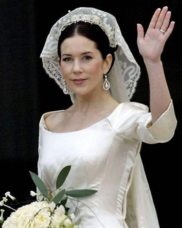 dánská princezna mary